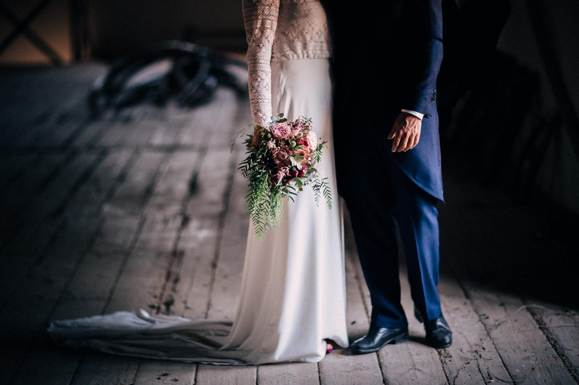 Fotografía de boda en Hacienda de Xenis