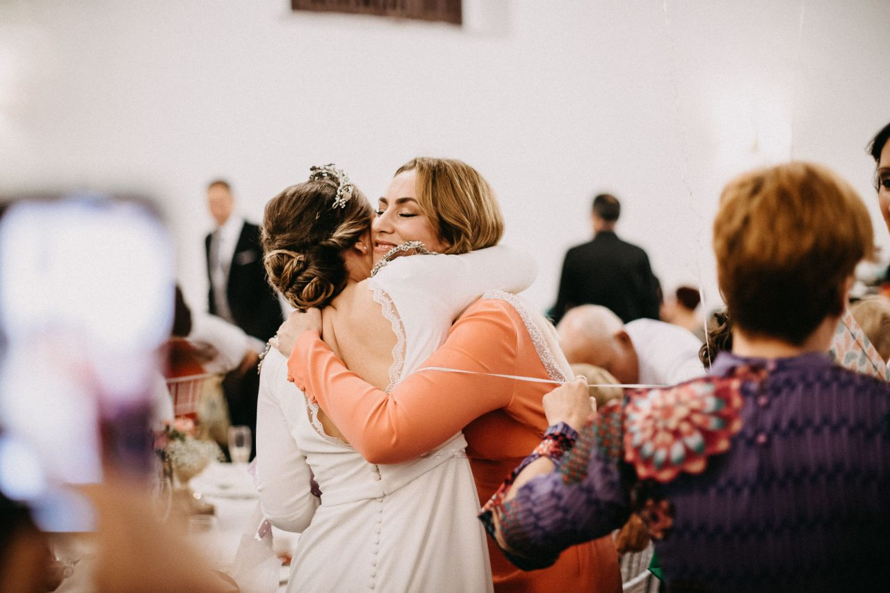 Entre Aracena y Espartinas, una boda de informáticos