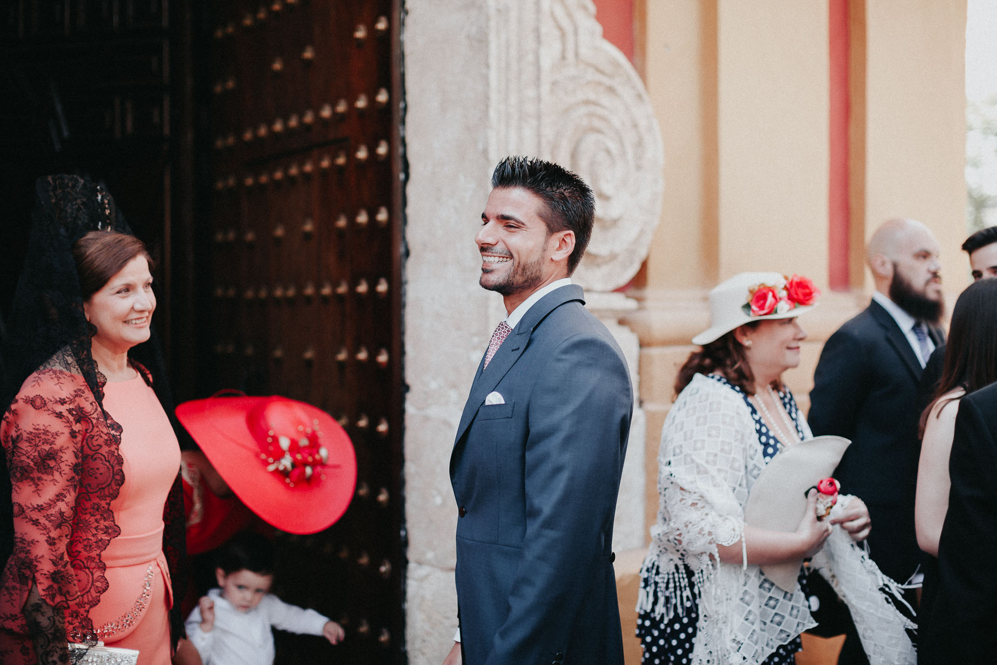 Una boda de abogados en Hacienda Los Parrales