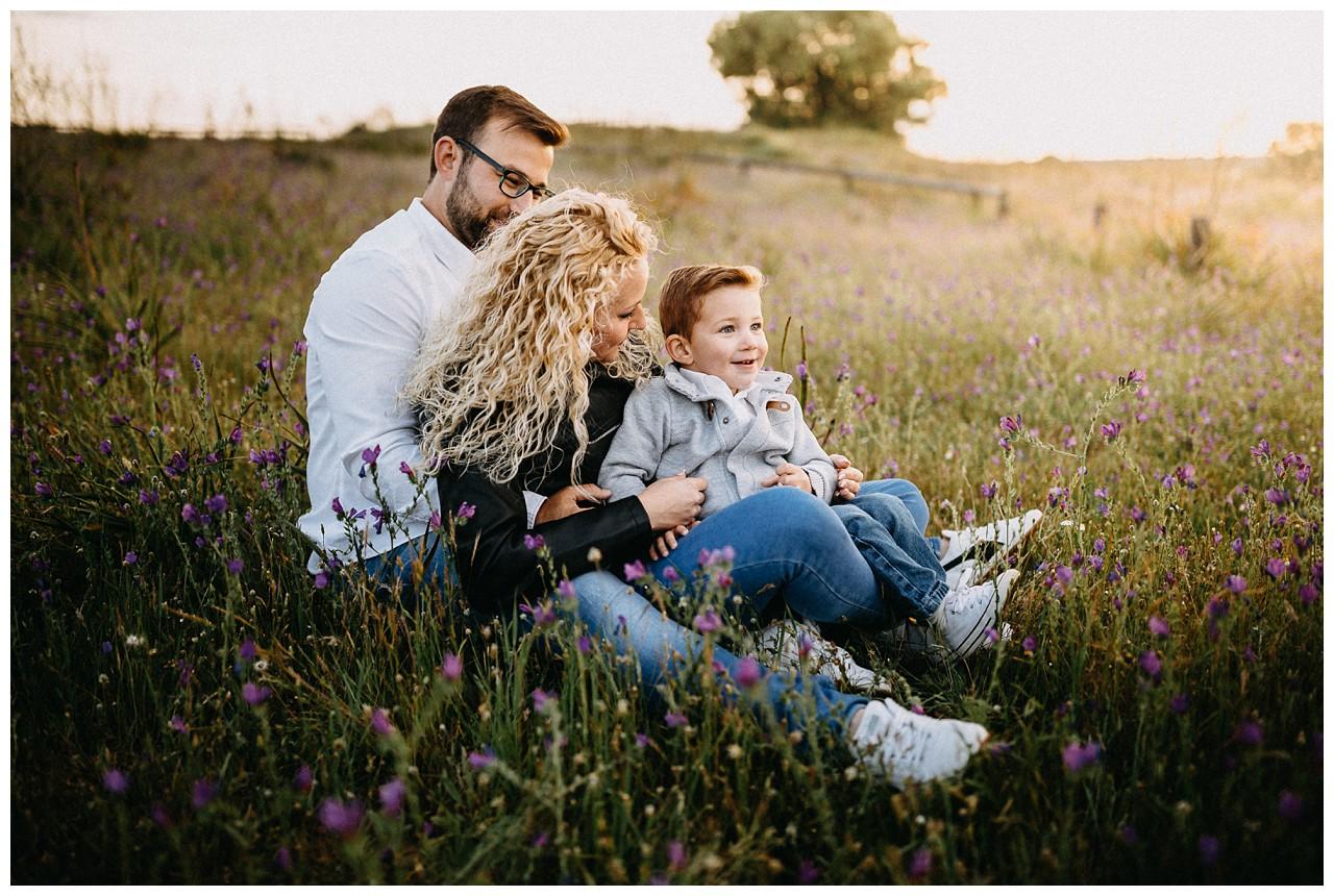 Fotografía de Familia
