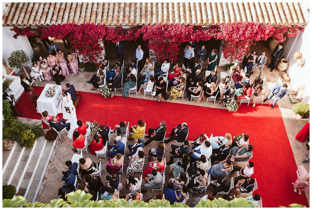 Mi gran boda china en Sevilla