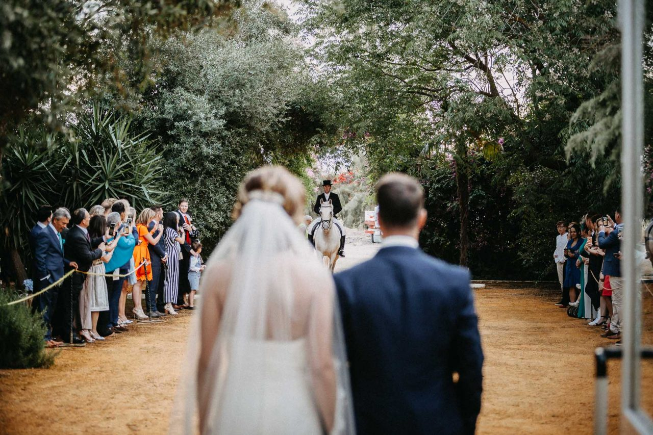 Destination Wedding Seville