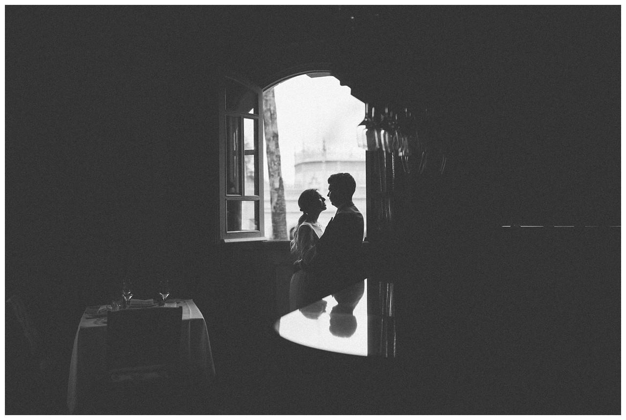 Novios en Casa Ozama